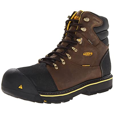 KEEN Utility Men's Milwaukee Waterproof Insulated-m | Industrial & Construction Boots
