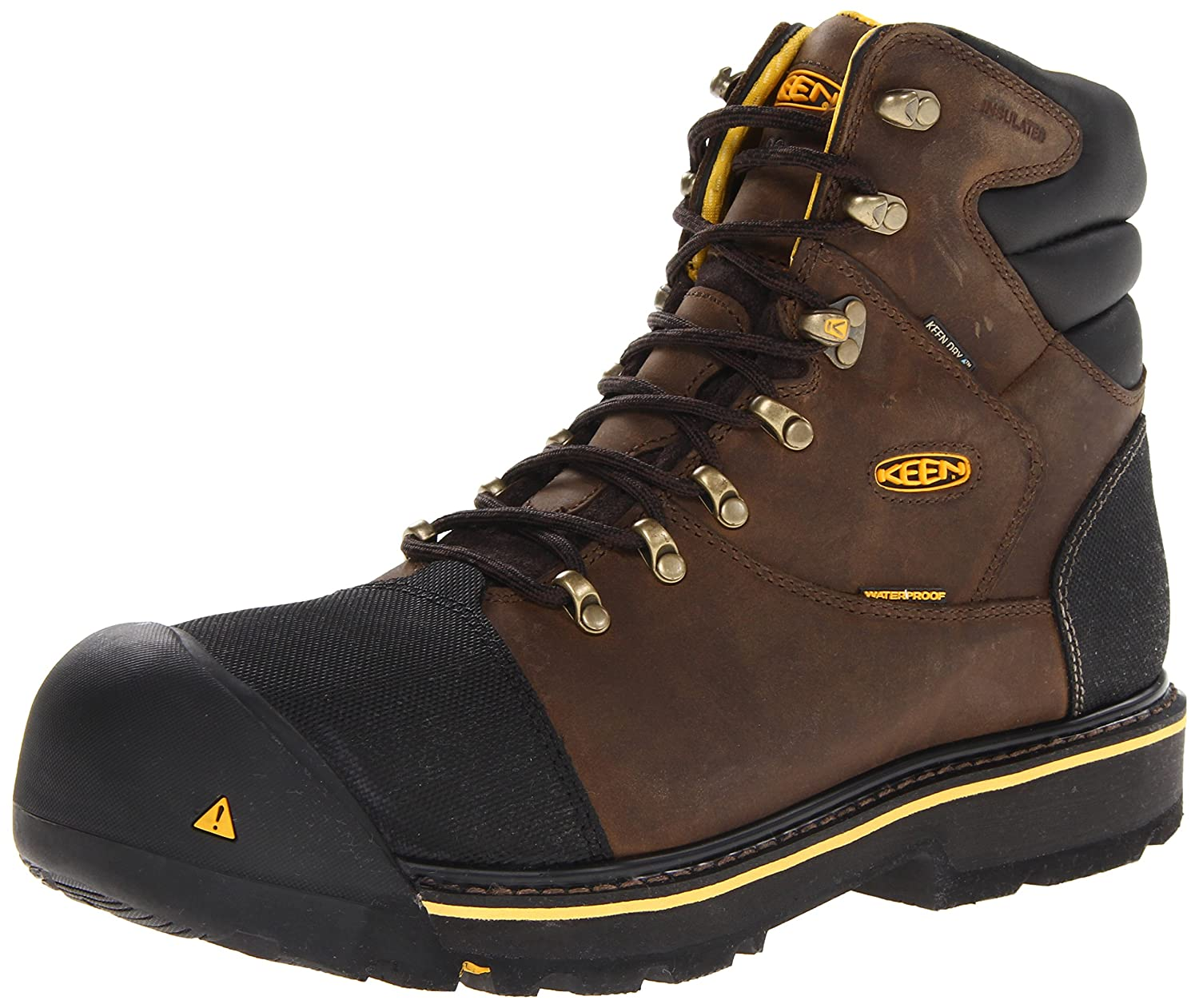 Keen Utility Men's Milwaukee WP Insulated-M