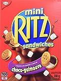Ritz Bits Sandwiches Smores 180 Gram/6.34oz