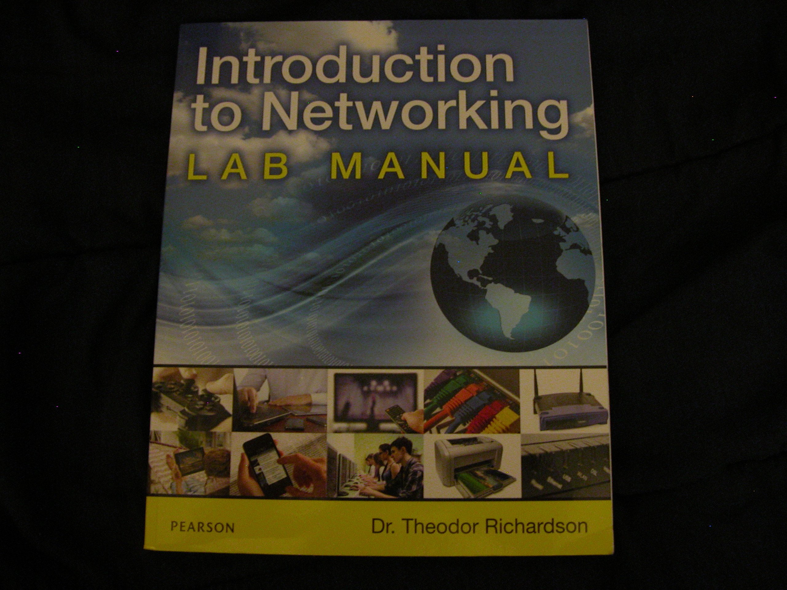 Download Introduction to Networking Lab Manual PEARSON ebook