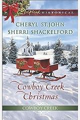 Cowboy Creek Christmas: An Anthology Kindle Edition