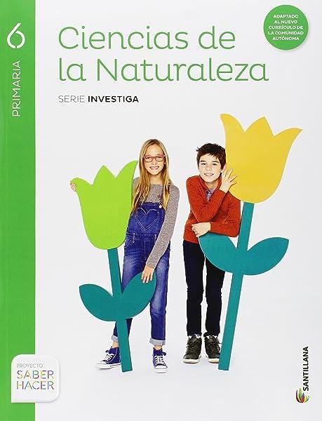 CIENCIAS DE LA NATURALEZA RESTO 6 PRIMARIA: Amazon.es: Aa.Vv.: Libros