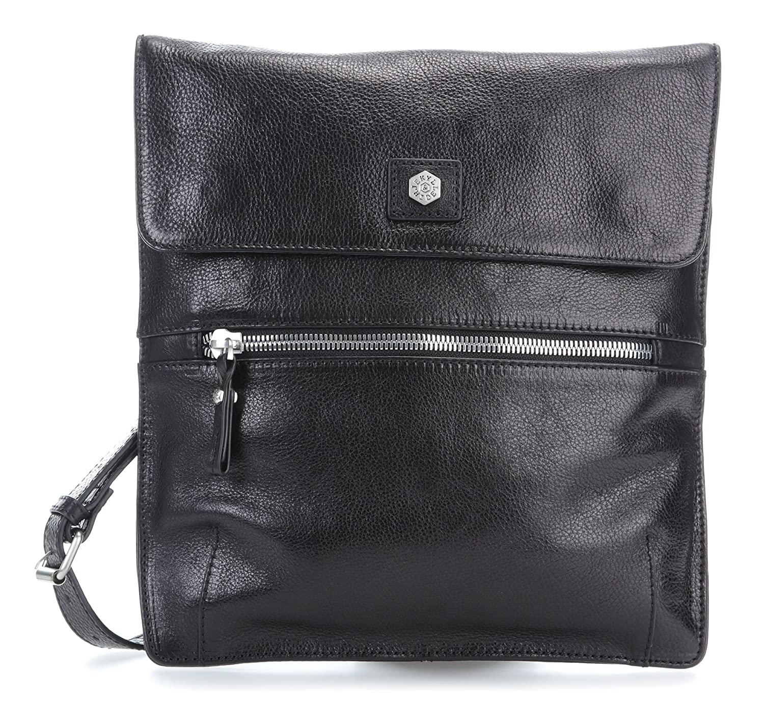 Black 31 cm Jekyll and Hide Berlin Messenger Bag