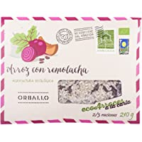 Orballo-Arroz con remolacha -Ecológico-210 g