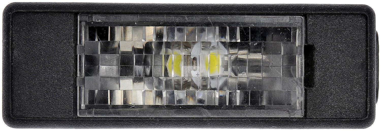 Dorman 68178 License Plate Light Lens