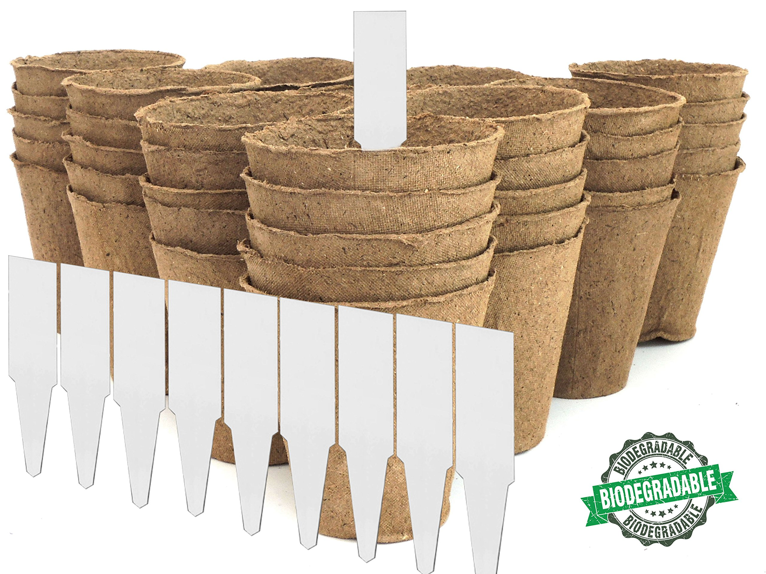 "3"" Peat Pots 
