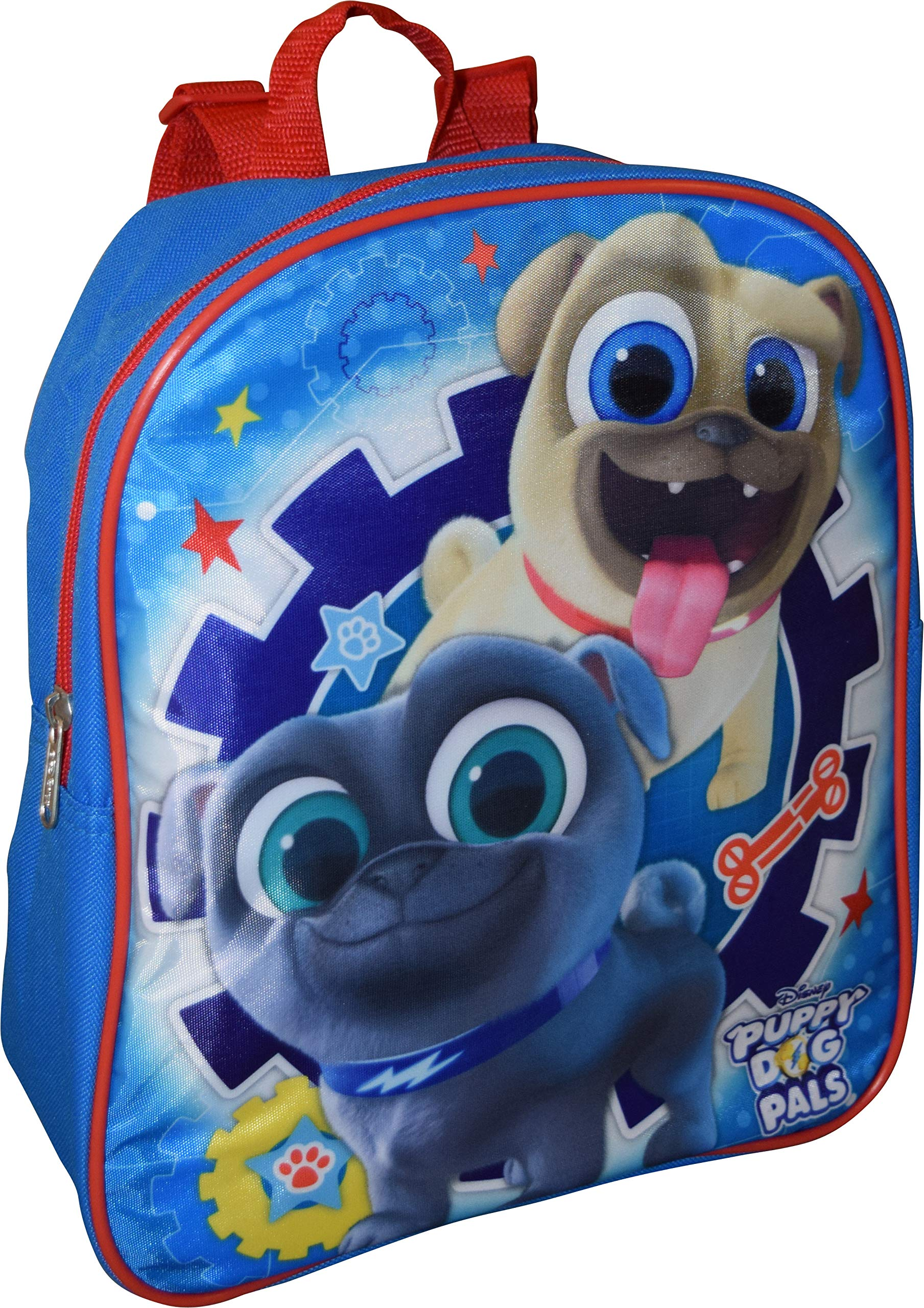 Disney Junior Puppy Dog Pals 12'' Backpack