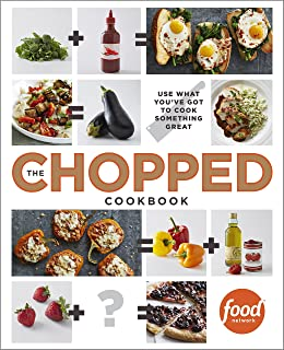 Food network magazine 1 000 easy recipes super fun food for every the chopped cookbook use what youve got to cook something great forumfinder Choice Image