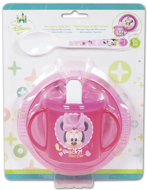 3 Piece Baby Set - Minnie Mouse Baby Boyz Toys 39948