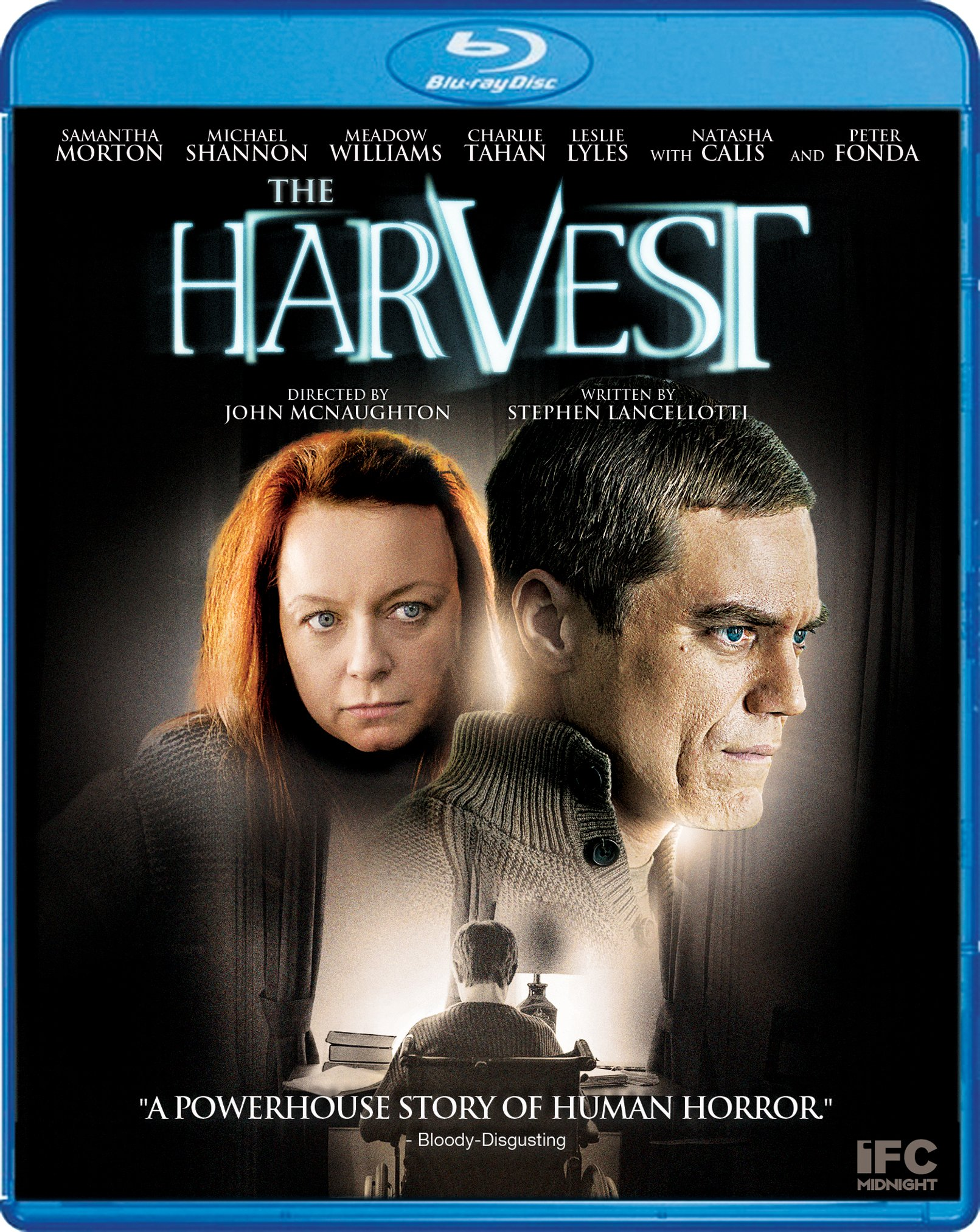 Blu-ray : The Harvest (Widescreen)