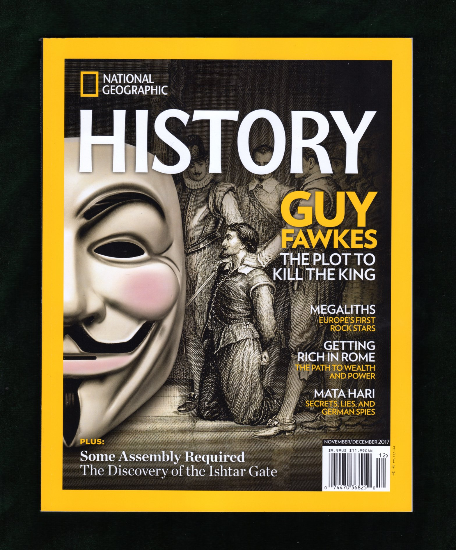 Guy Fawkes; Megaliths of Europe; Getting Rich in Rome; Mata Hari; Discovery of the Ishtar Gate; Queen Zenobia; Queen Victoria; Gilles de Rais: Amy E. ...