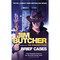 Brief Cases: The Dresden Files (Dresden Files Stories) (English Edition)