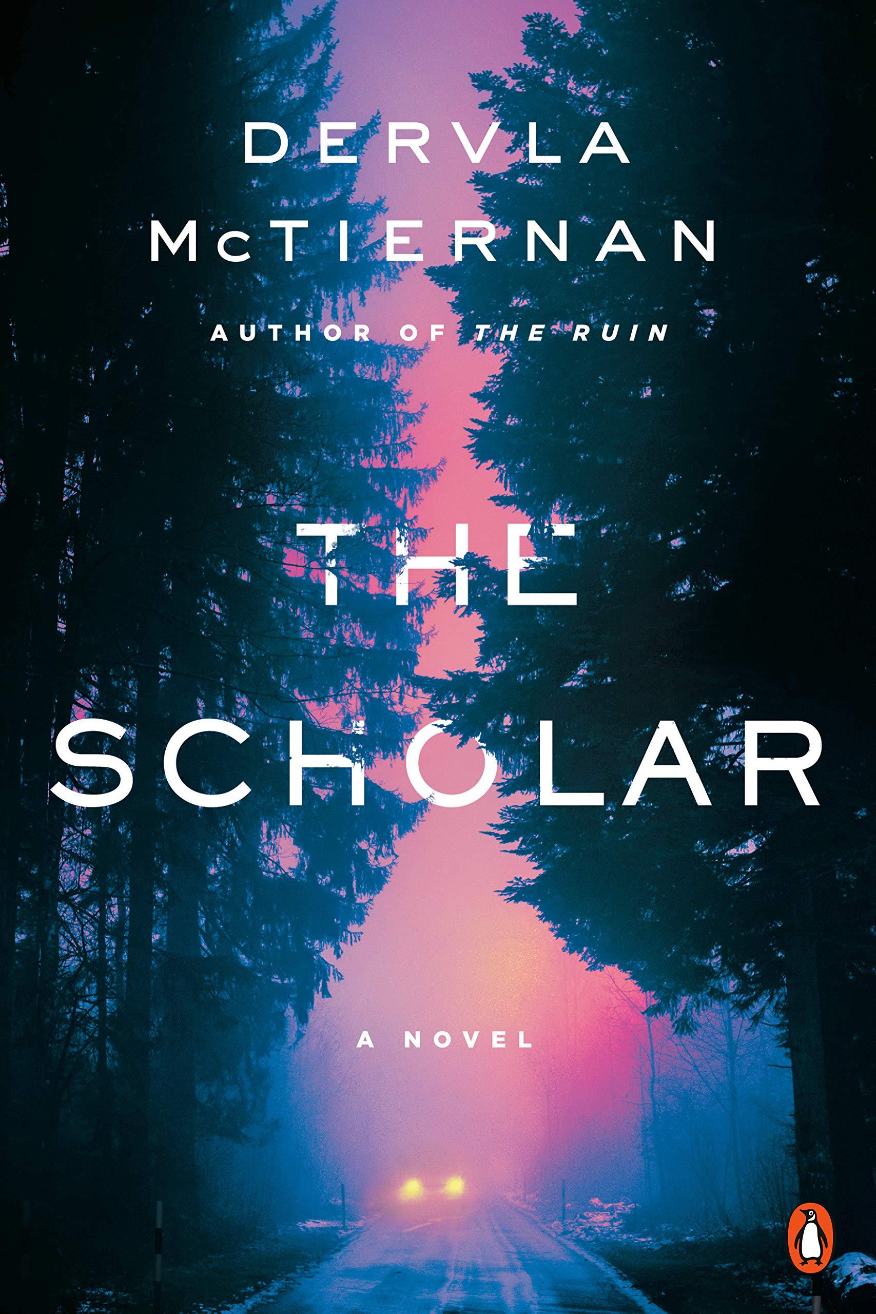Amazon.com: The Scholar: A Novel (9780143133698): McTiernan ...