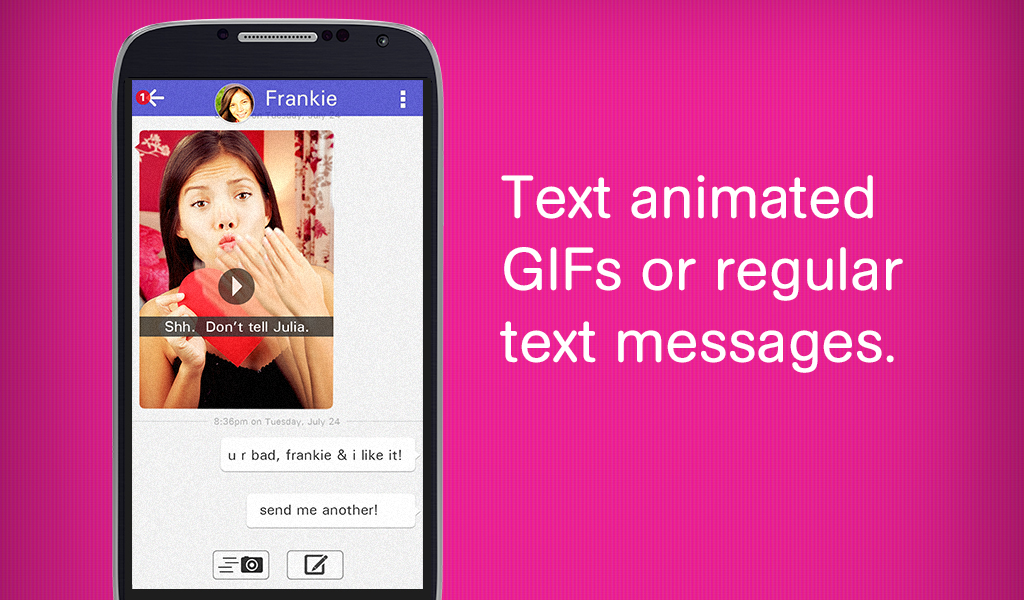 GIF Chat: Amazon.es: Appstore para Android