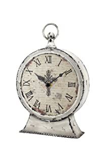 Stonebriar Faith Table top Clock