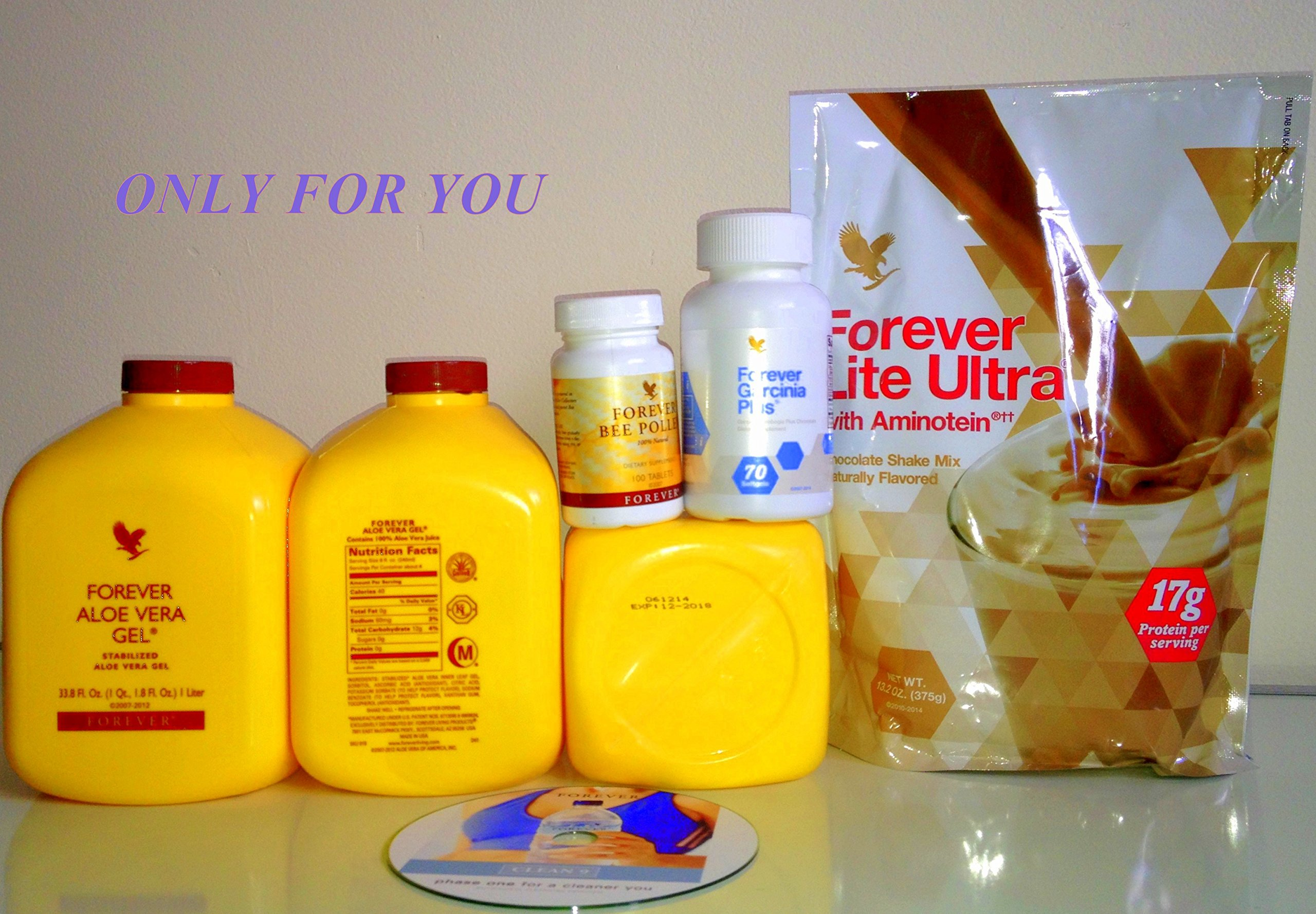 Forever Living CLEAN 9 Chocolate Ultra with Aminotein by Forever Living Products (Image #1)