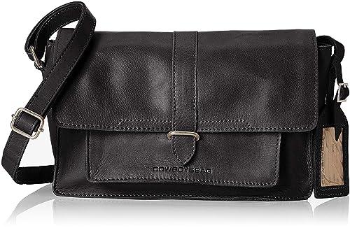 2d4ff8b1694 Cowboysbag Bag Cheswold, Women's Clutch, Black, 1x1x1 cm (B x H T ...