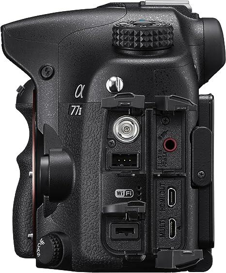 Sony ILCA77M2 product image 11