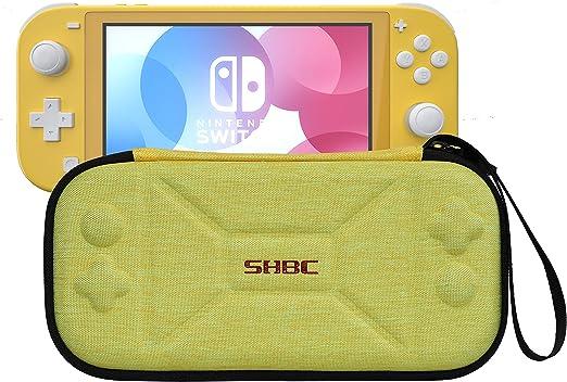 SHBC Funda de transporte duro Compatible con Nintendo Switch Lite ...