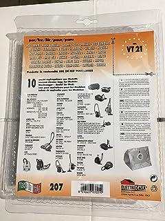 T401MF 5 sacchetti filtro microfibra x Samsung SC7250