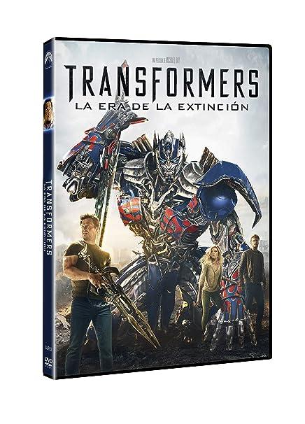 Transformers 4: La Era De La Extinción [DVD]: Amazon.es: Mark Wahlberg, Nicola Peltz, Jack Reynor, Stanley Tucci, Kelsey Grammer, Michael Bay, Mark Wahlberg, Nicola Peltz, Varios: Cine y Series TV