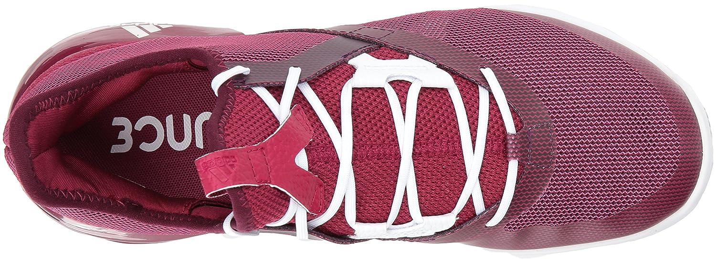 adidas Women's Adizero Defiant Bounce W Tennis Shoe B01MYZHY15 10.5 B(M) US|Mystery Ruby/White/Red Night