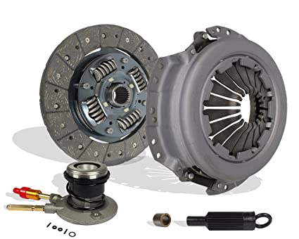 Clutch With Slave Kit Works With Chevrolet S10 GMC Sonoma Isuzu Hombre Ls Base Xtreme Sl