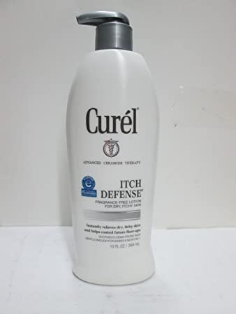 6 Pack - Curel Itch Defense Lotion For Dry, Itchy Skin 13 oz Bulldog Natural Skin Care Anti-Ageing Moisturizer - 3.3 Oz, 6 Pack