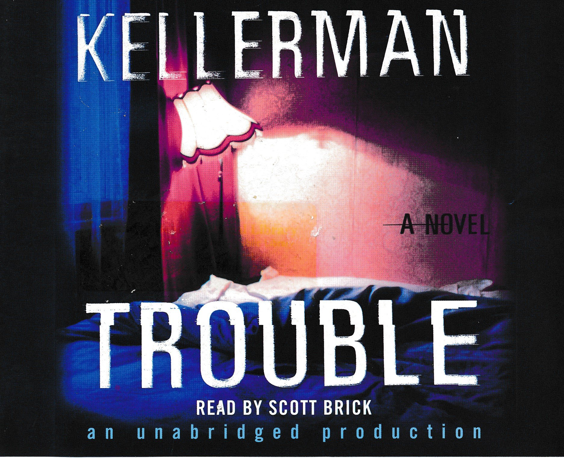 Download Trouble by Kellerman Jesse (2007-01-18) Audio CD pdf