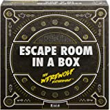 Mattel Games Escape Room in a Box The Werewolf Experiment