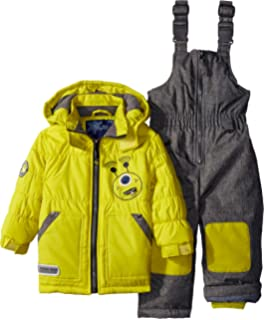 71910bf64 Amazon.com: BEBEBON Baby Winter Bunting Set Snowsuit & Stroller Sack ...