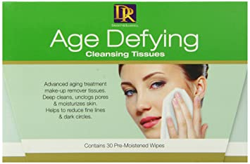Daggett & Ramsdell Age Defying Cleansing Tissues, 30 Count