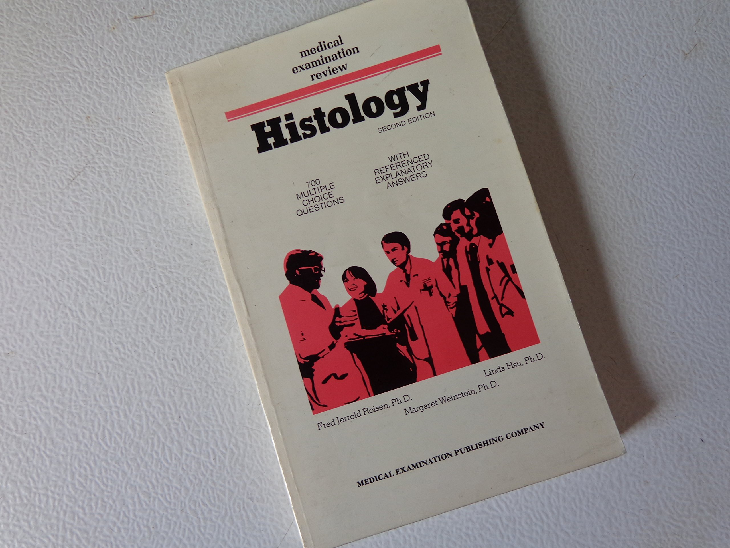 Histology review: 2, 000 multiple choice questions and
