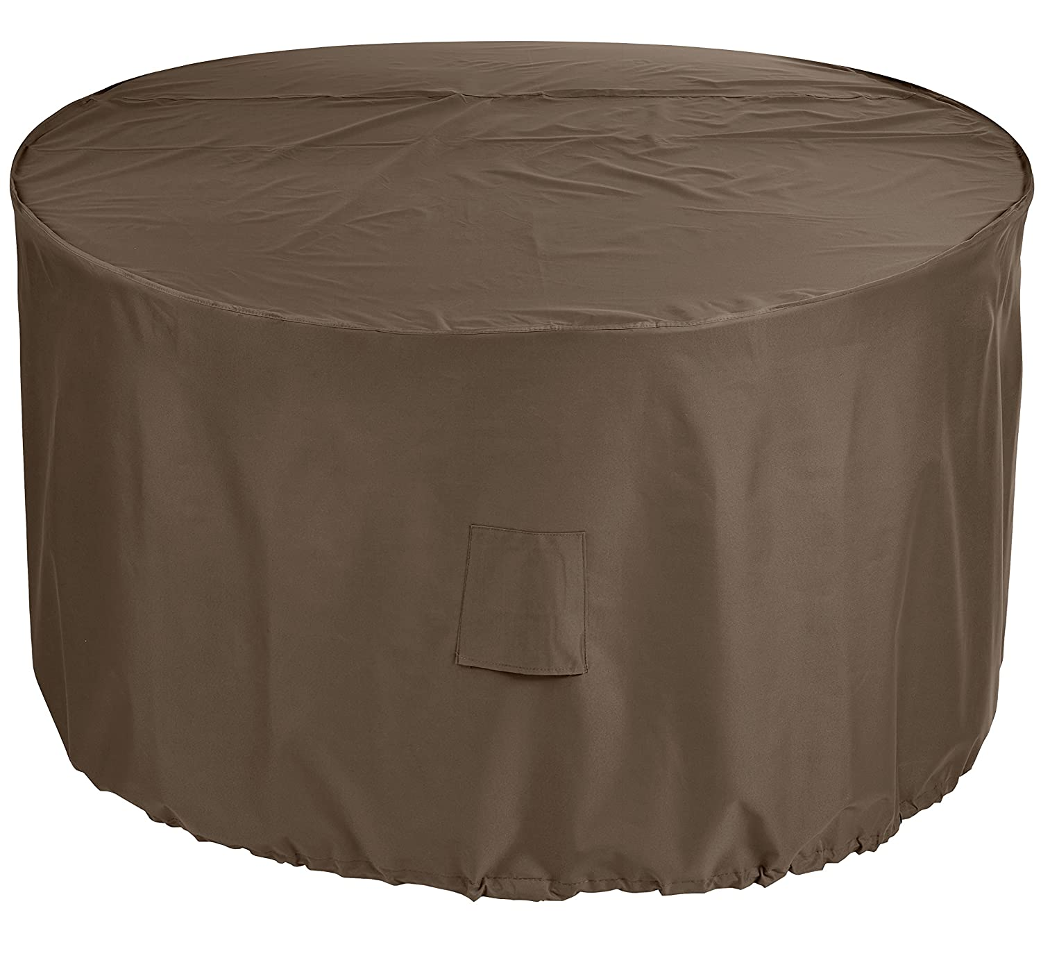 gardman 4 6 seater round table cover amazoncouk garden outdoors