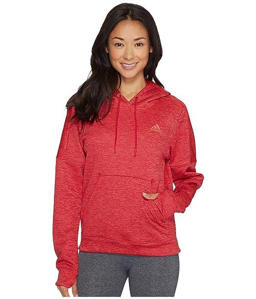 Amazon.com: Sudadera con capucha de forro polar de Adidas ...
