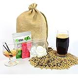 1 Gallon Home Brewing Homebrew Recipe Kit, Bourbon Vanilla Porter, 7.6%