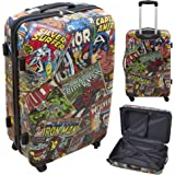 """Official Marvel Comics 24"""" Wheeled Suitcase"""