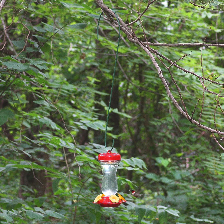 Bird houses Rust Resistant Perky-Pet Bird Feeder Metal Hook Feeders Holds up to 15 kg Planters or Baskets #68