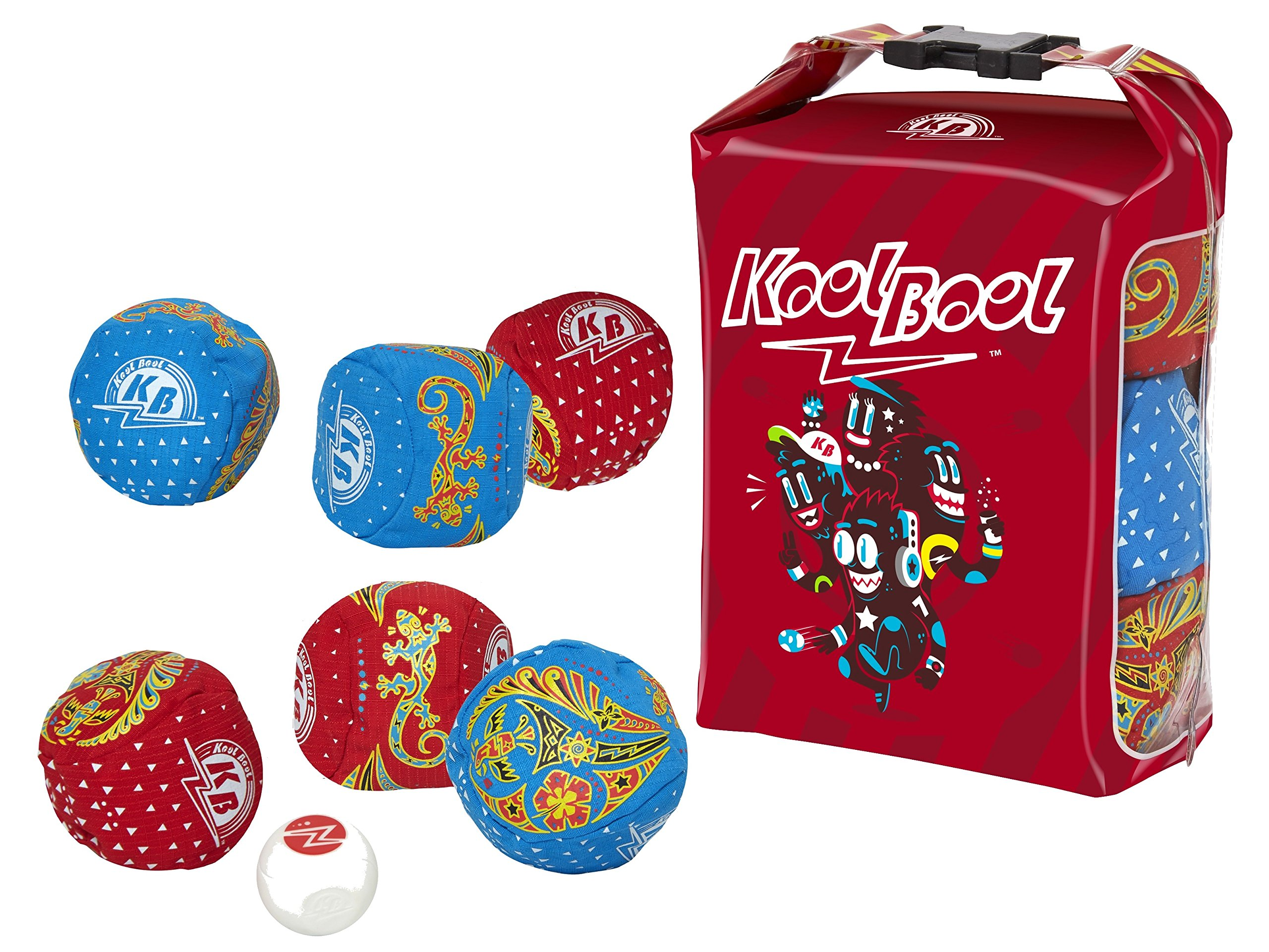 KoolBool, freestyle petanque avec des boules souples - Spot Games product image
