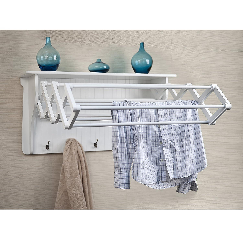 amazon com danya b accordion drying rack home kitchen