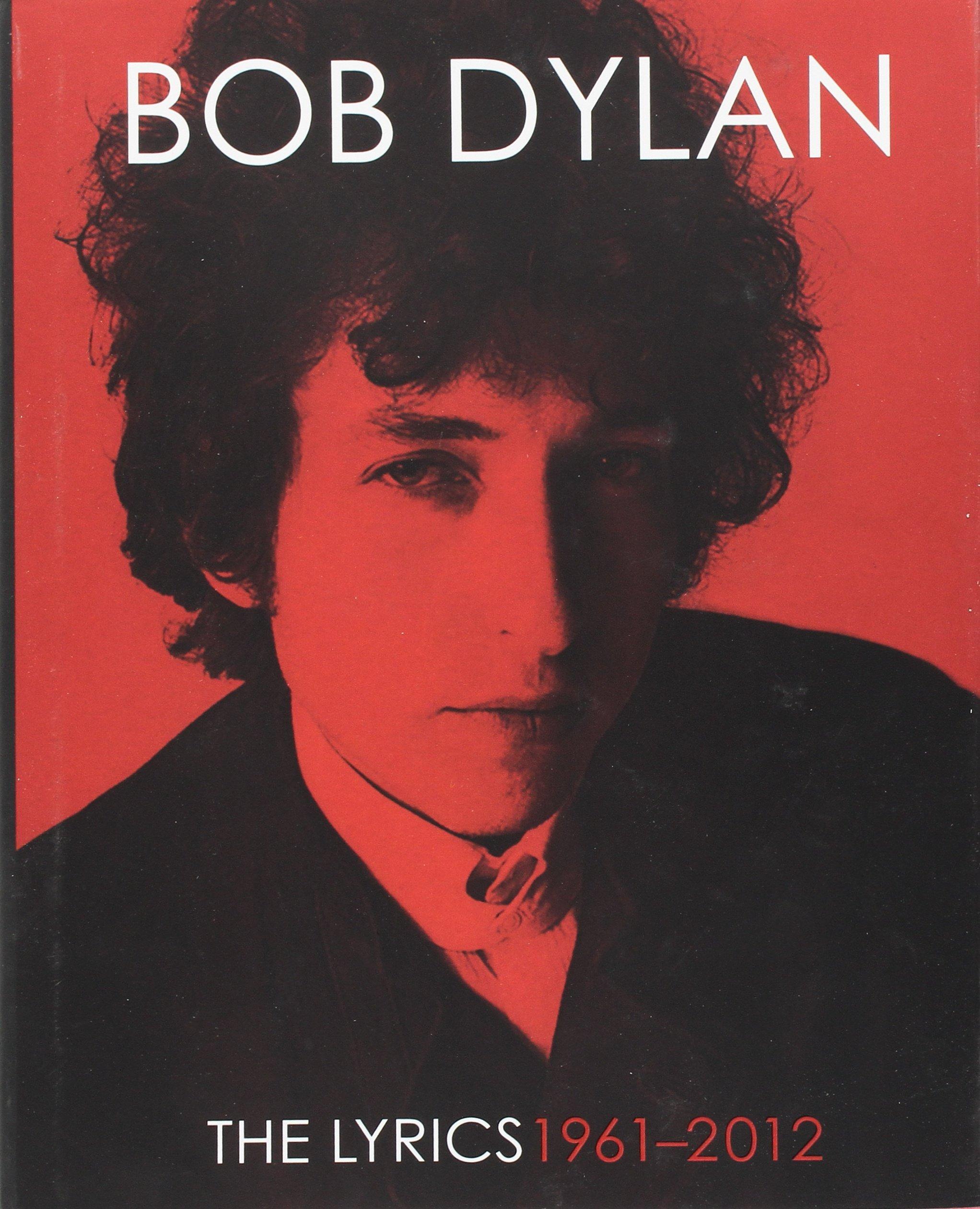 The Lyrics: 1961-2012 by Simon & Schuster