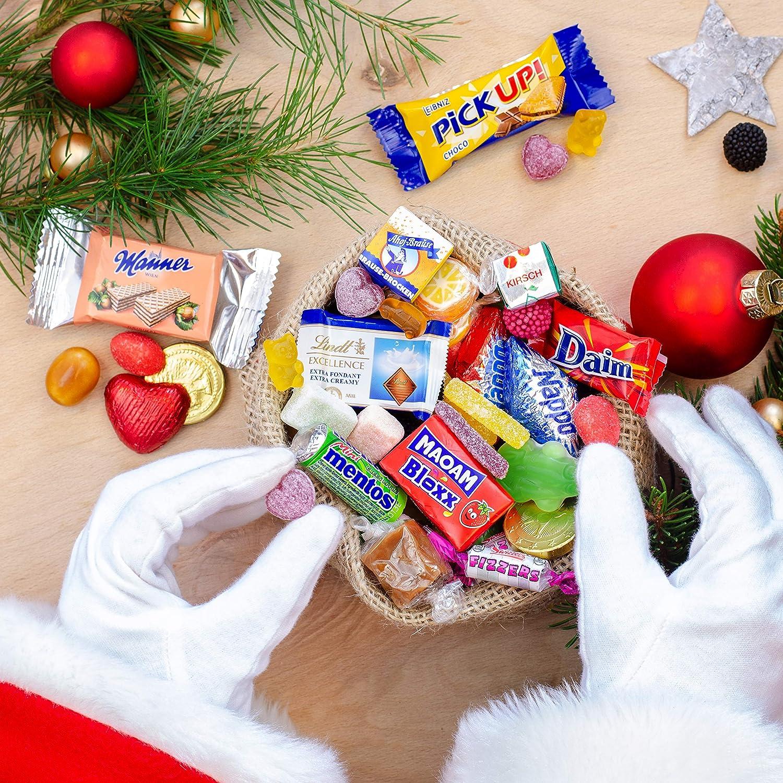 Inhalt Zuckerbäcker Adventskalender