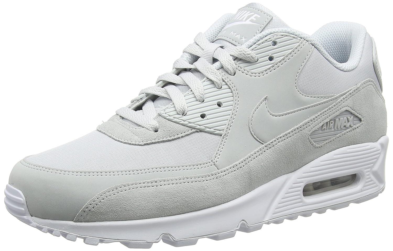 Nike Air Max 90 Essential, Zapatillas Hombre 44 EU Beige (Pure Platinum/Pure Platinum/White 002)