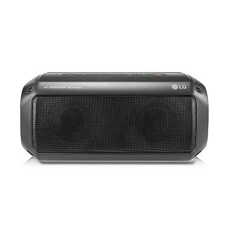 2ae45449bf0 LG PK3 Xboom Go Waterproof Wireless Bluetooth Speaker with up to 12 Hour  Playback (Renewed