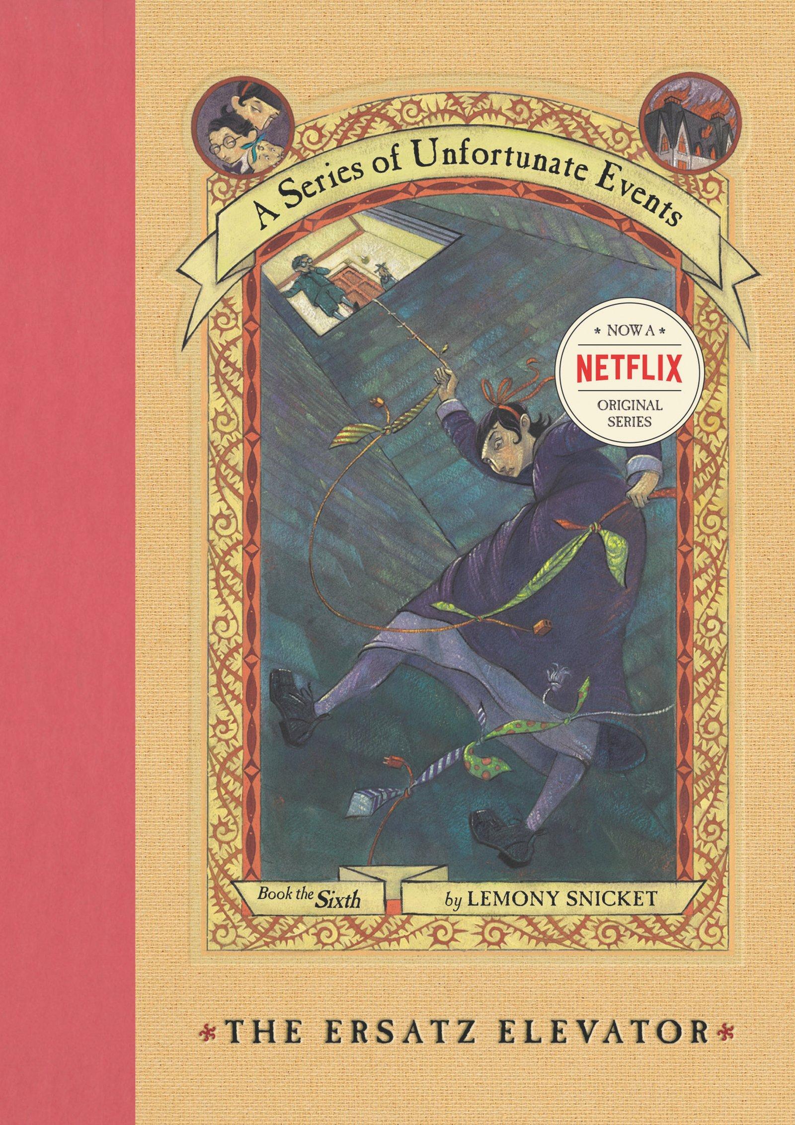 The Ersatz Elevator (a Series Of Unfortunate Events, Book 6): Lemony Snicket,  Brett Helquist, Michael Kupperman: 9780064408646: Amazon: Books