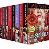 The Blonde Barracuda OMNIBUS Collection: Sexy Romantic Suspense (The Blonde Barracuda's Sizzling Suspense Collection Book 8)