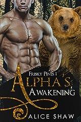 Alpha's Awakening: An MM Mpreg Romance (Frisky Pines Book 1) Kindle Edition