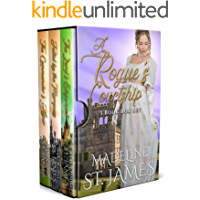 A Rogue's Courtship: Clean Regency Romance Collection
