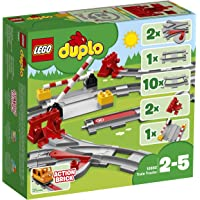 Lego Duplo Binari ferroviari, 10882