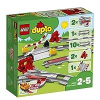 LEGO City Trains - Binari ferroviari, 10882